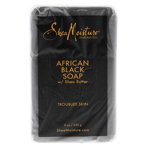 Shea Moisture African Black Soap - Troubled Skin