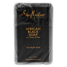 Shea Moisture African Black Soap - Troubled Skin