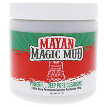 Mayan Magic Mud Powerful Deep Pore Cleansing Clay