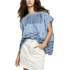Free People Women's Patch Me Up Tee