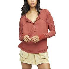 Free People Women's Heart To Heart Henley