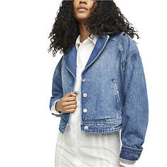 Free People Women's Now or Never Denim Jacket