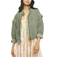 Free People Women's Florence Bomber