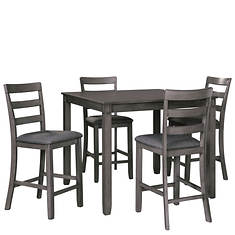 Signature Design by Ashley 5-Piece Bridson Dining Table Set