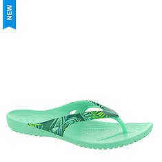 Crocs™ Kadee II Tropical Flip (Women's)