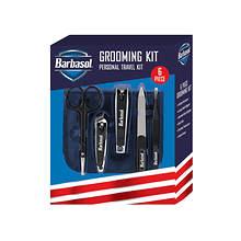 Barbasol 6-Piece Grooming Travel Kit