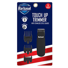 Barbasol 4-Piece Touch Up Trimmer