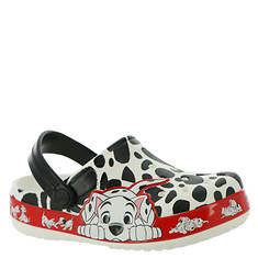 Crocs™ CrocsFunLab 101 Dalmatians Clog (Kids Infant-Toddler-Youth)
