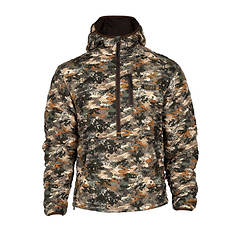 Rocky Men's Quilted Hoodie