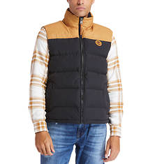 Timberland Men's Welch Mountain Puffer Vest