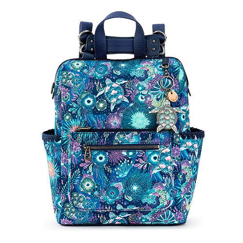 Sakroots Loyola Convertible Backpack