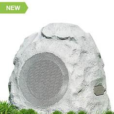 Sylvania Weatherproof Rock Speaker