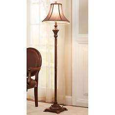 "Woodland 60"" Floor Lamp"