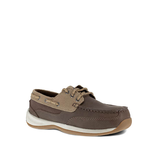ROCKPORT WORKS Sailing Club Steel Toe Boat Shoe (Women's)