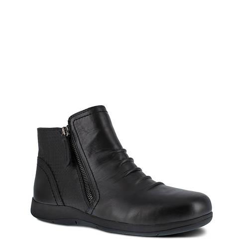 ROCKPORT WORKS Daisey Alloy Toe Side Zip Work Boot (Women's)
