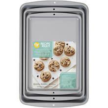 Wilton 3-pc. Recipe Right Baking Sheet Set