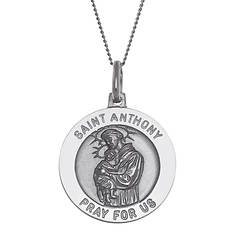 Personalized St. Anthony Necklace