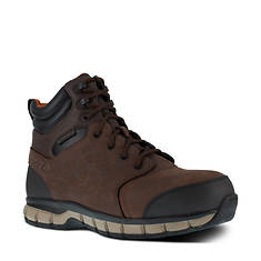 "Reebok Work Sublite Cushion Work 6"" CT WP Boot (Men's)"