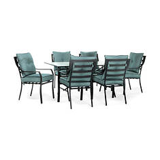 Hanover 7-Piece Outdoor Dining Set