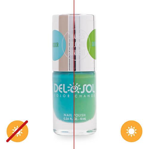 Del Sol Color-Changing Nail Polish