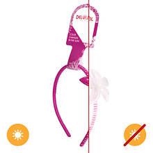 Del Sol Plumeria Color-Changing Headband