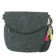 Sakroots Foldover Crossbody Eco-Twill Bag