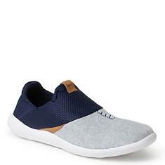 Dearfoams Supply Co Taylor Wool Collpsble Bck Slipper (Men's)