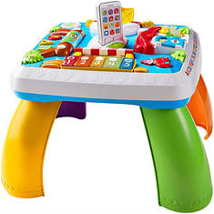 Fisher Price Laugh N Learn Around Town Table