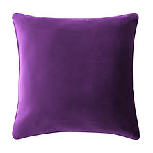 Velvet Throw Pillow