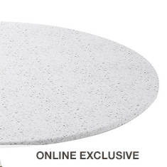 """48"""" Round Fitted Table Cover"""