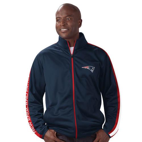 NFL Men's Playmaker Track Jacket