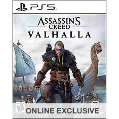 PS5 Assassin's Creed Valhalla Limited Edition