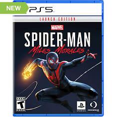 PS5 Spider-Man: Miles Morales