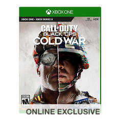 Xbox One Call of Duty: Black Ops Cold War