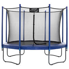 Upper Bounce 10' Trampoline & Enclosure Set