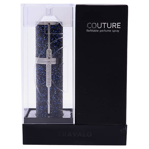 Travalo Couture Swarovski Refillable Travel Perfume Atomizer