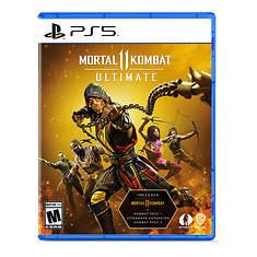 PS5 Mortal Kombat 11