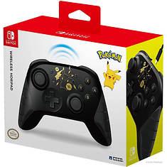 Nintendo SWITCH Pikachu Wireless Controller