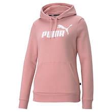 Puma Women's Essentials Logo Fleece Hoodie