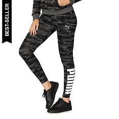 Puma Essentials Logo Camo Legging