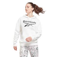 Reebok Women's Identity BL Fleece Hoodie