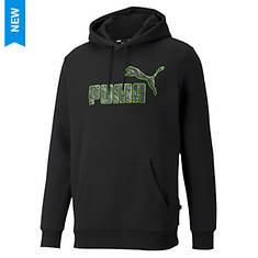 PUMA Men's Graphic Fleece Hoodie