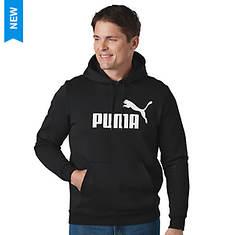 PUMA Men's Ess Big Logo Fleece Hoodie