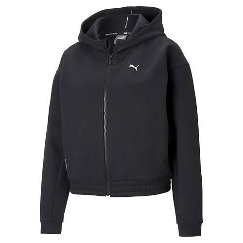 PUMA Women's Train Favorite Full Zip Fleece