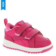 Reebok Weebok Clasp Low INF (Girls' Infant-Toddler)