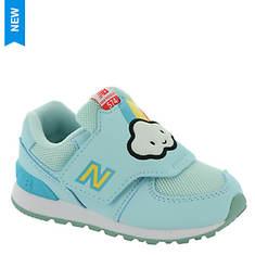 New Balance 574 I HL (Girls' Infant-Toddler)
