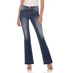 Miss Me Women's M5014B342 Bootcut Jean