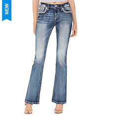 Miss Me Women's M3444B32 Embellished Bootcut Jean