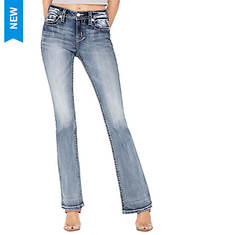 Miss Me Women's M5082B106 Embellished Bootcut Jean