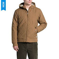 The North Face Men's Cuchillo Insulated Full-Zip Hoodie